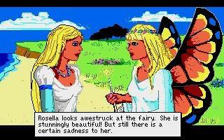 KING'S QUEST IV : THE PERILS OF ROSELLA [ST] image